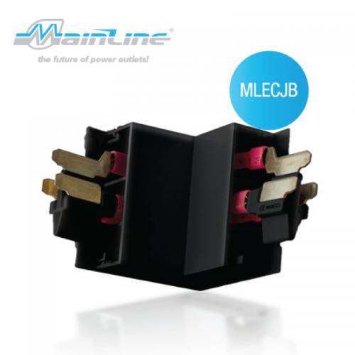 1 x Mainline External Corner Black