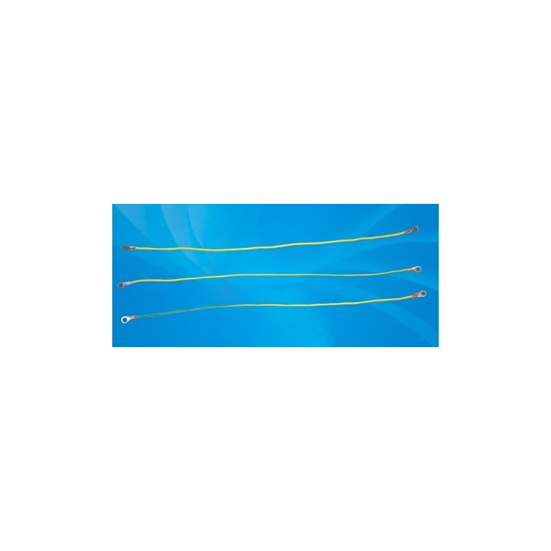 Earth Wire 2.5mm x 300mm long - Cableaway Pty Ltd