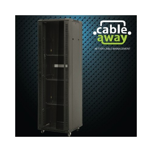 42RU Contractor Series Data Cabinets 600mm x 600mm
