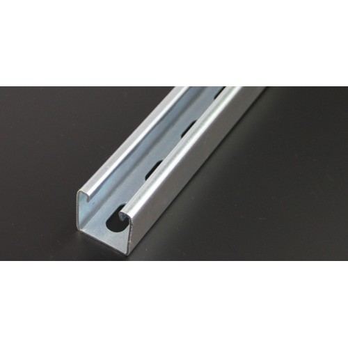 STRUT HEAVY DUTY 41mm x 41mm x2.5mm X 3.0m