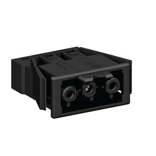 Female Panel Mount Snap Connector