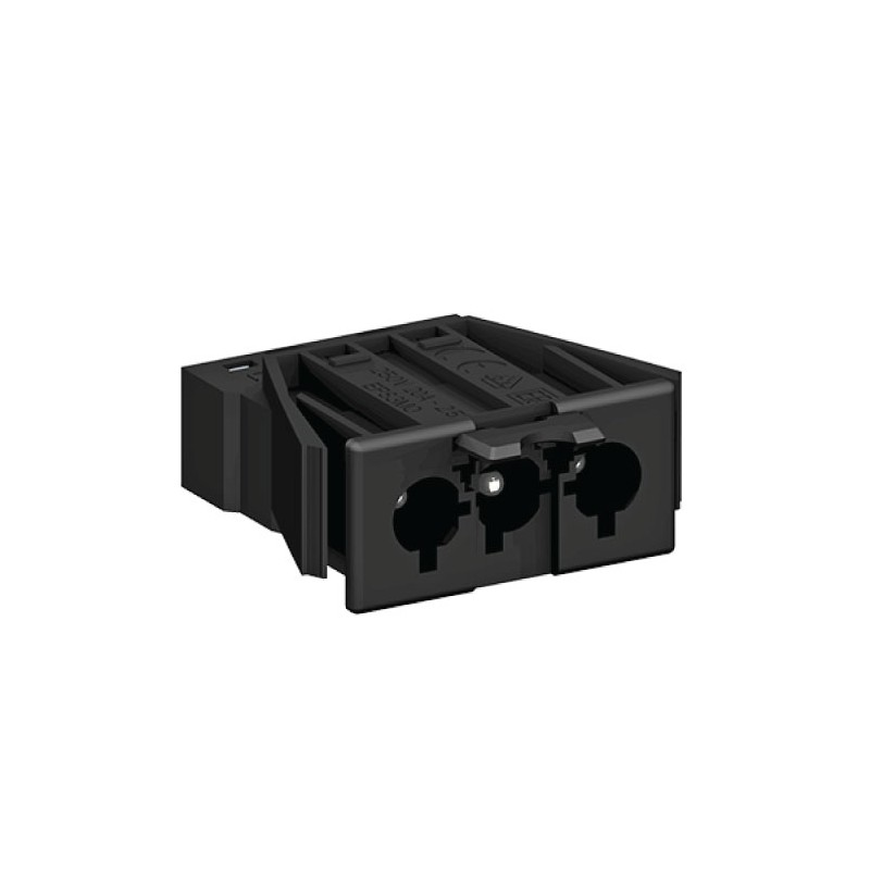 Male Panel Mount Snap Connector