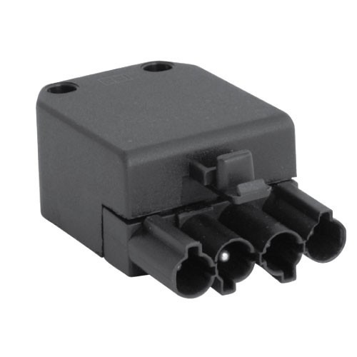 4 Pole Male Connectors (Screwed Terminal)