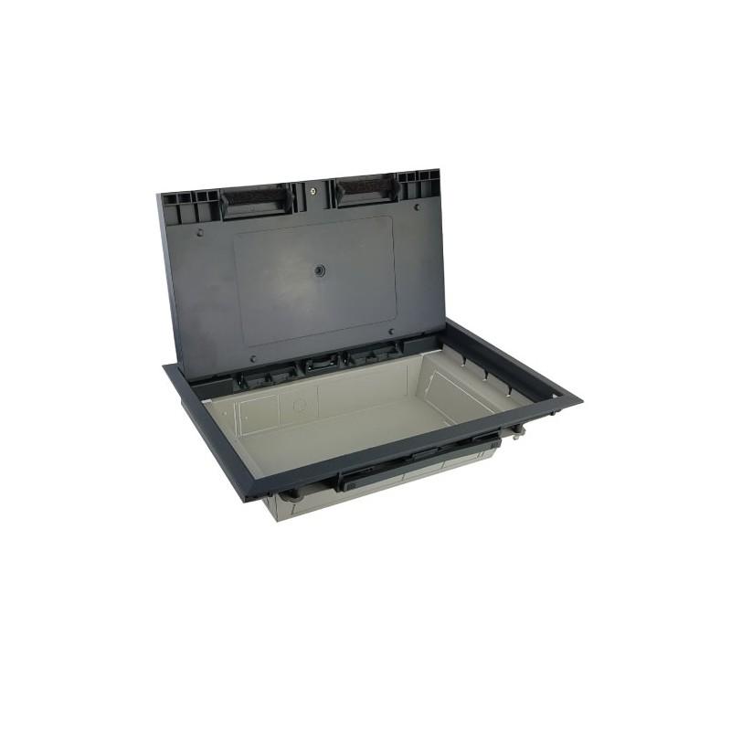 Condor Floor Outlet Box 4 power 4 Data