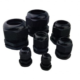 Nylon Cable Glands Black