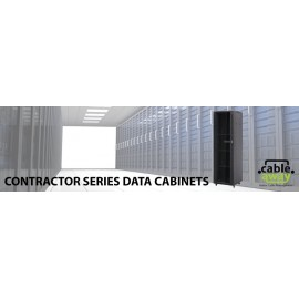 Contractor Series Data Cabinet 600w x 600d